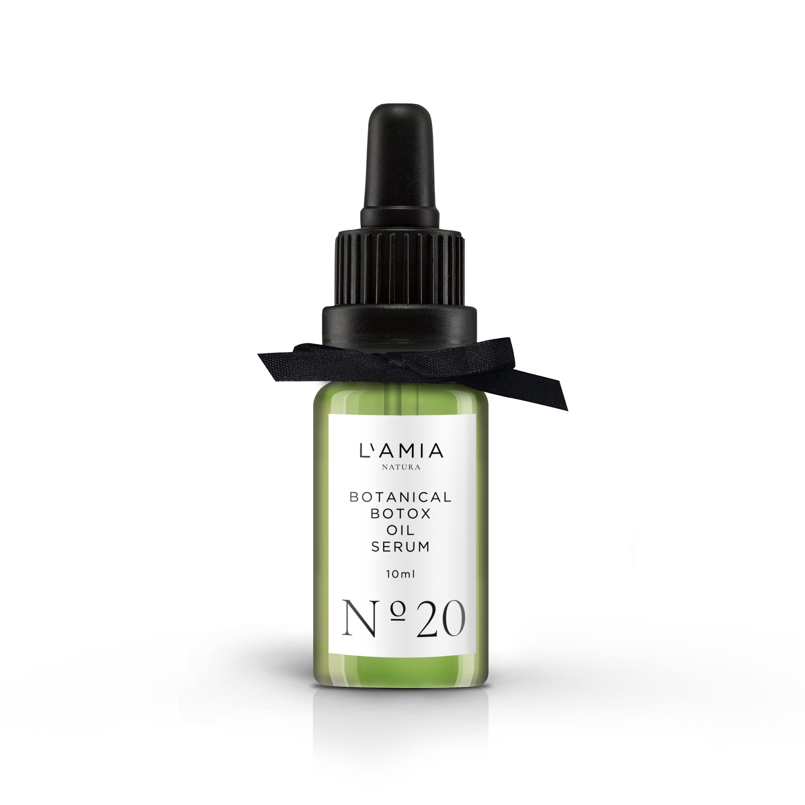 Botox vegetal N.20 a base de plantas